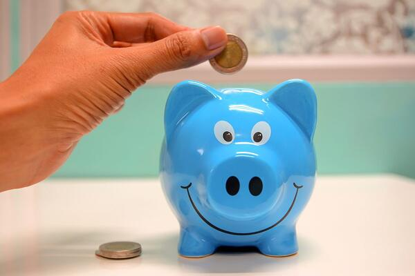 money bank piggie