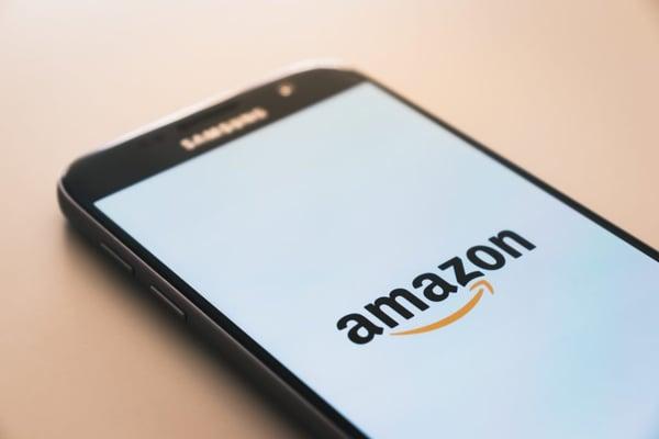 amazon app on iphone