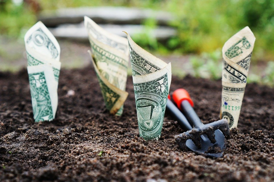 Seed round funding