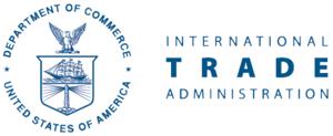 International Trade Administration Logo ITA