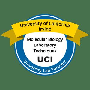 Molecular Biology Laboratory Technique badge