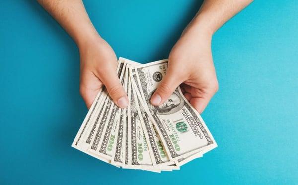 Money Stock Photo Compressed
