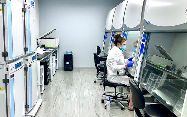 Tissue Culture Room Cropped