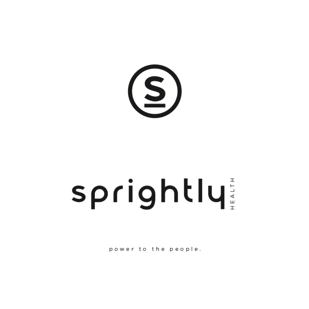 sprightly health logo