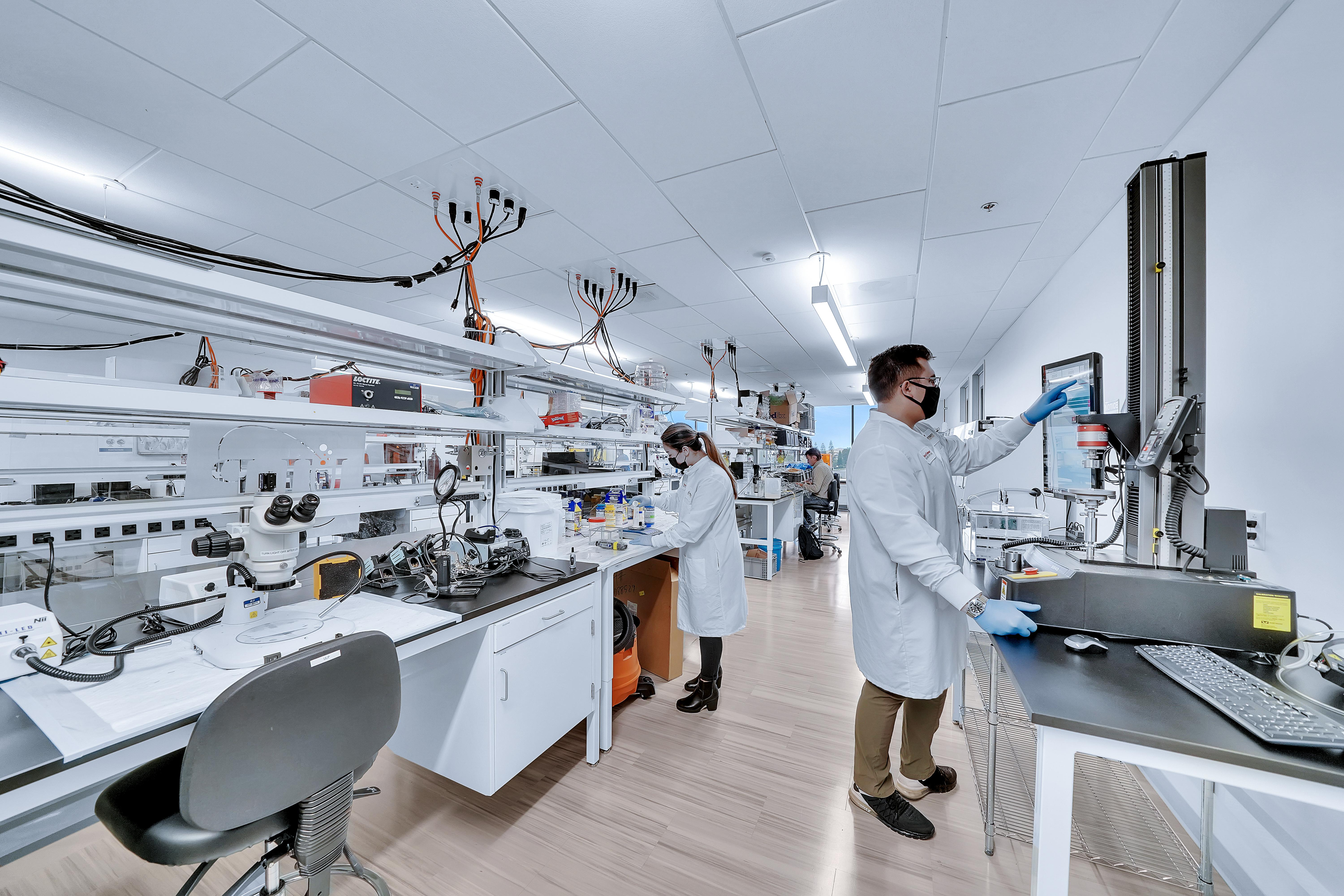 Lab Space for Biotech Startups
