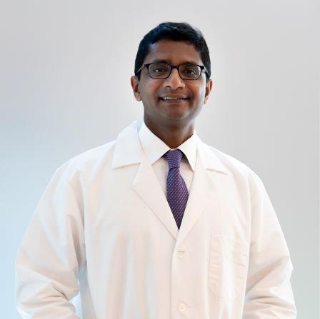 Dr. Suresh Magge headshot