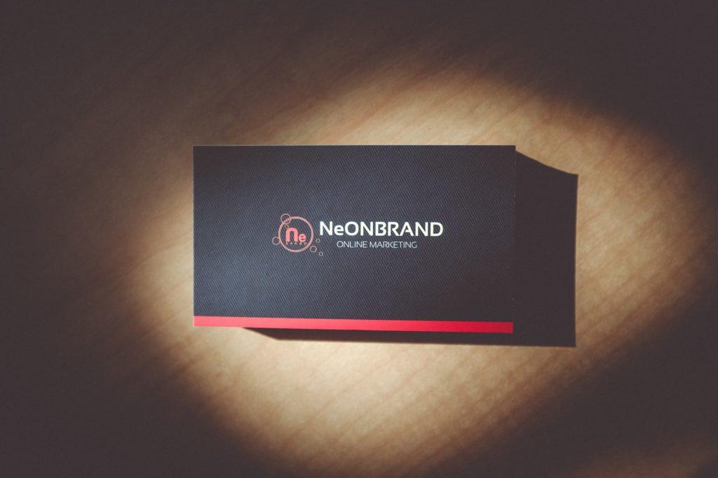 NeonBrand box