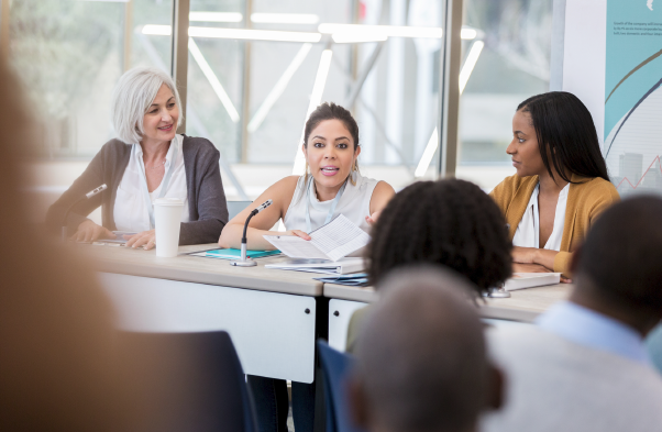 Women Talk Tech Advantage