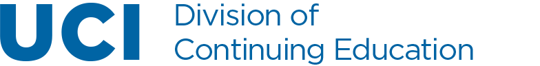 UCI Division of Continuing Education logo